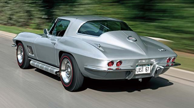 Chevrolet corvette 1953 1962 y stingray 1963 1967 taringa for 1963 split window corvette 427