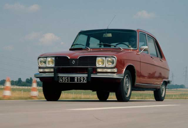 renault r16. Příchod Renaultu 16 na